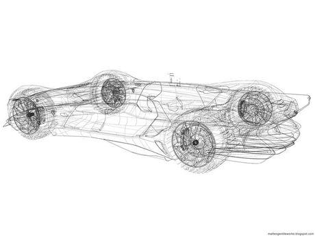 'Ngan ngo' truoc Lamborghini Spectro ban dua khong nguoi lai - Anh 5