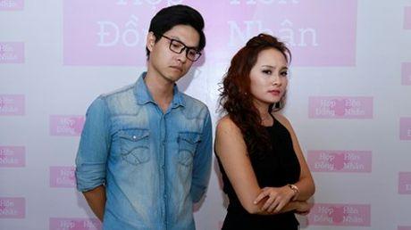 Phim ve 'cap vo chong ho' gay sot gio vang VTV1 - Anh 1