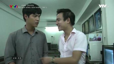 Phim ve 'cap vo chong ho' gay sot gio vang VTV1 - Anh 2