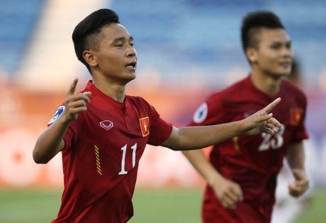 Chuyen thu vi ve 'chang di nhan' o DT U19 Viet Nam - Anh 1