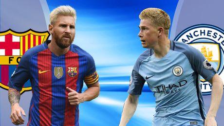 01h45 ngay 20/10, Barcelona vs Man City: Ngay ve buon cua Pep Guardiola!? - Anh 1