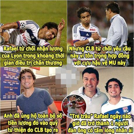 Anh che: 'Lang nhang' nhu Bay cao; FC Thuoc Nhuom va cu soc 1 ty bang - Anh 1