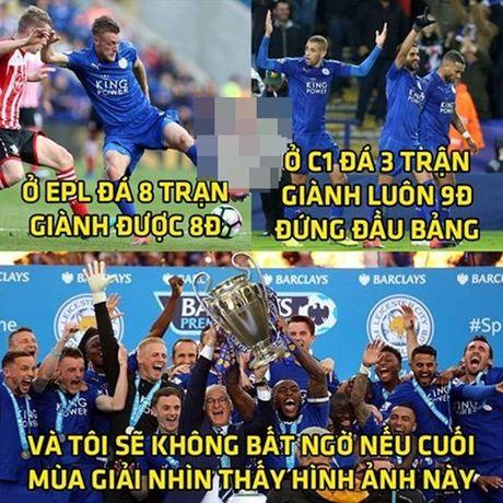 Anh che: 'Lang nhang' nhu Bay cao; FC Thuoc Nhuom va cu soc 1 ty bang - Anh 4