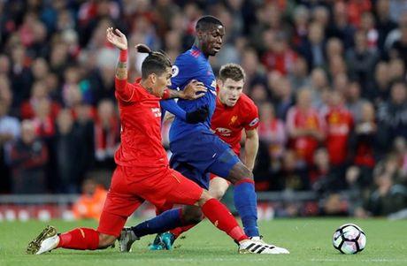 Doi hinh te nhat vong 8 Premier League: Lai la Pogba - Anh 1