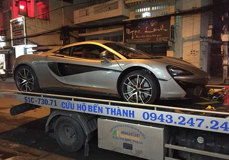 Cuong Do la ban McLaren 570S 'tau' Ferrari F12 gia 17 ty - Anh 1