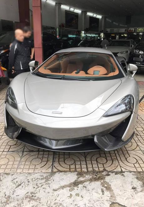 Cuong Do la ban McLaren 570S 'tau' Ferrari F12 gia 17 ty - Anh 3
