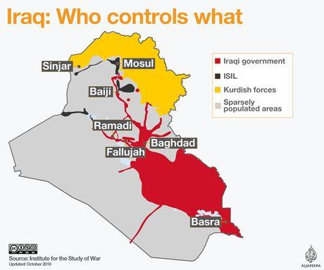 Nga se hanh dong quan su neu IS chay tu Mosul sang Syria - Anh 3