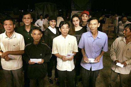 Hanh dong dep cua loat my nhan Viet dip 20/10 - Anh 7