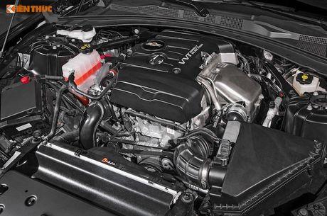 'Xe co bap' Chevrolet Camaro 2017 tien ty cap ben VN - Anh 4