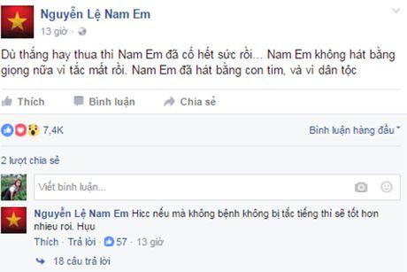 Nam Em gianh giai bac thi tai nang tai HH Trai Dat - Anh 2