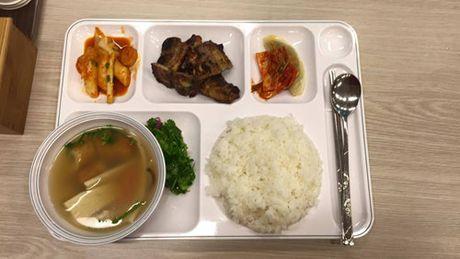 Tuyen Viet Nam 'me man' am thuc xu Han - Anh 2