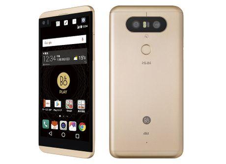 LG V34: Phien ban mini cua LG V20 voi man hinh 5,2', chi ban tai Nhat - Anh 1