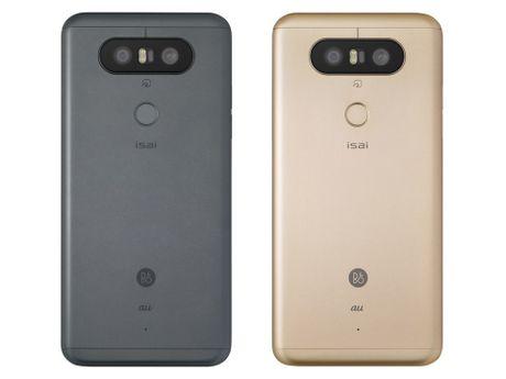 LG V34: Phien ban mini cua LG V20 voi man hinh 5,2', chi ban tai Nhat - Anh 3