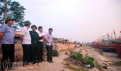 Thai Binh chu dong ung pho voi con bao so 7 - Anh 2
