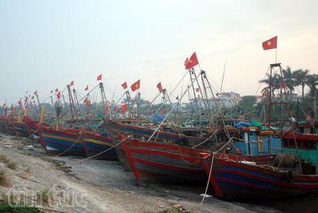 Thai Binh chu dong ung pho voi con bao so 7 - Anh 3