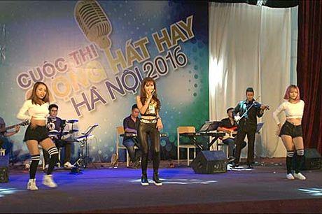 Chung ket Giong hat hay Ha Noi 2016 - Anh 1