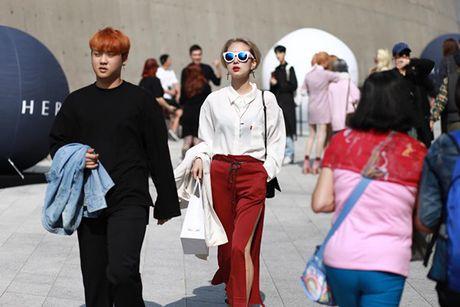 Fashionista Viet 'chat' khong kem sao Han tu hoi o Seoul - Anh 10