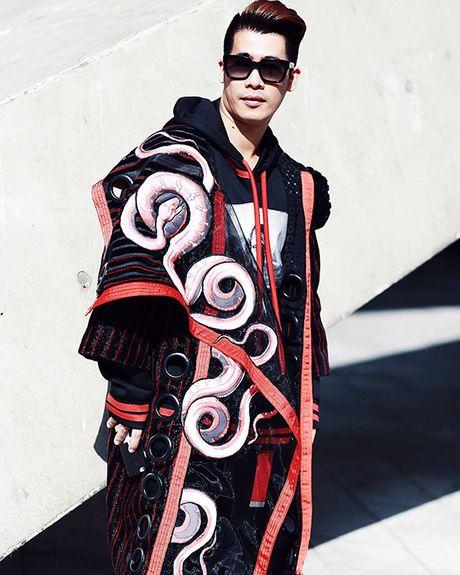 Fashionista Viet 'chat' khong kem sao Han tu hoi o Seoul - Anh 1