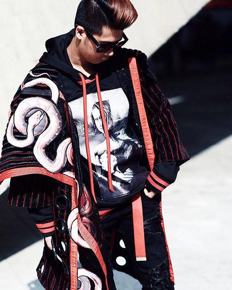 Fashionista Viet 'chat' khong kem sao Han tu hoi o Seoul - Anh 2