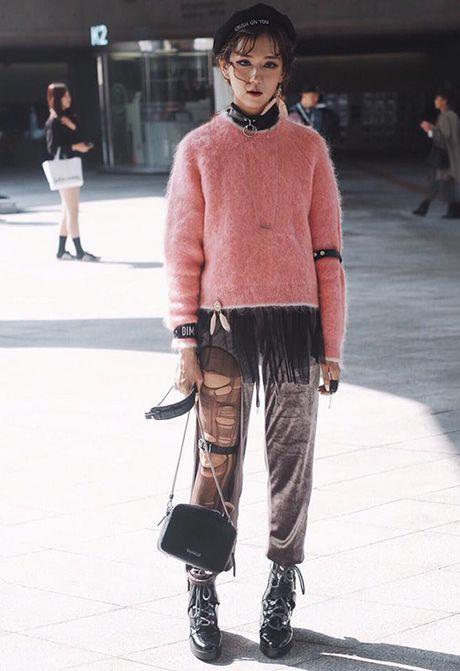 Fashionista Viet 'chat' khong kem sao Han tu hoi o Seoul - Anh 3
