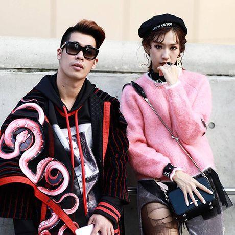 Fashionista Viet 'chat' khong kem sao Han tu hoi o Seoul - Anh 4