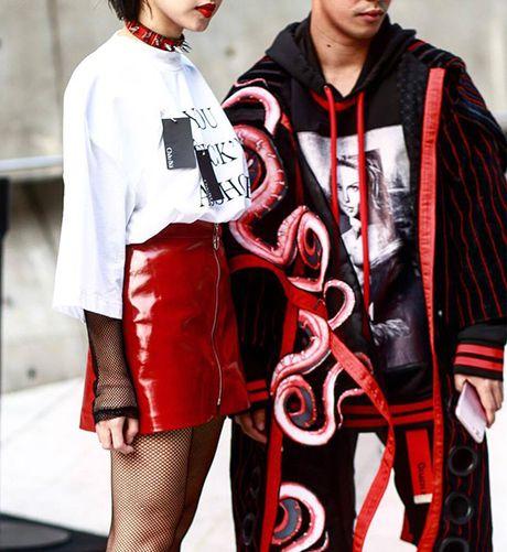 Fashionista Viet 'chat' khong kem sao Han tu hoi o Seoul - Anh 5