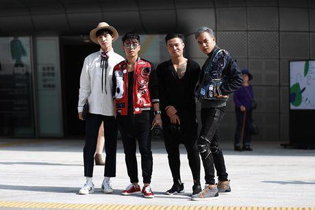 Fashionista Viet 'chat' khong kem sao Han tu hoi o Seoul - Anh 6