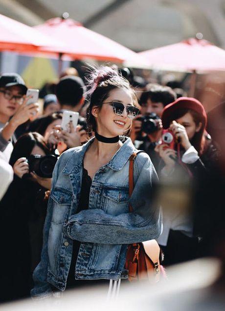 Fashionista Viet 'chat' khong kem sao Han tu hoi o Seoul - Anh 7