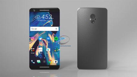 La lam y tuong thiet ke HTC 11 man hinh cong hai ben - Anh 1
