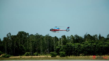 Hinh anh chiec truc thang EC-130 truoc khi bi nan - Anh 3