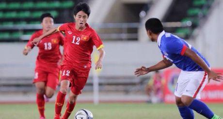 Tinh than U19 - Anh 1