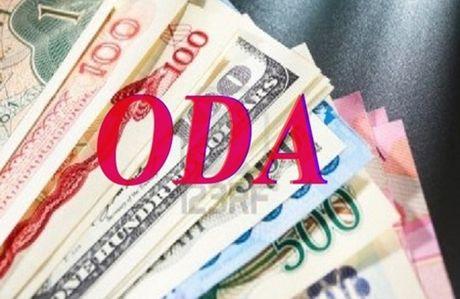 Tong von ODA va von vay uu dai dat hon 4,9 ty USD - Anh 1
