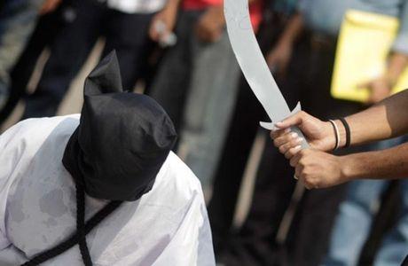 Saudi Arabia xu tram mot thai tu pham toi giet nguoi - Anh 1