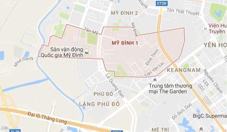 Ha Noi: Quy hoach 1/500 Khu vuc Tay Nam Nhan My - Anh 1