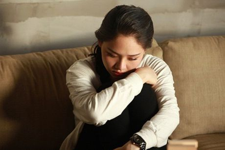 Co gai 'lo thi' lo mang thai voi anh re - Anh 1