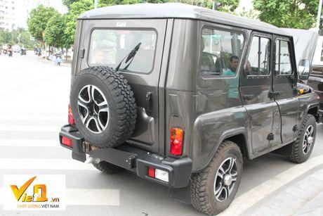 Can canh xe Uaz Hunter - Nga tai Viet Nam, duoc du doan re hon Kia Morning - Anh 12