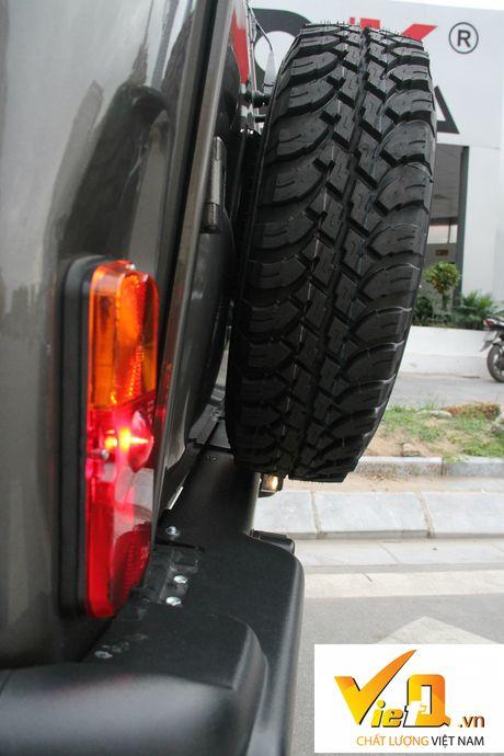 Can canh xe Uaz Hunter - Nga tai Viet Nam, duoc du doan re hon Kia Morning - Anh 5