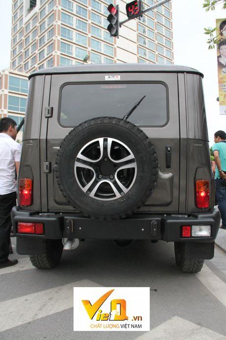 Can canh xe Uaz Hunter - Nga tai Viet Nam, duoc du doan re hon Kia Morning - Anh 7