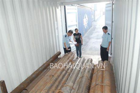 Hai quan Hai Phong xu ly 86 truong hop vi pham ve kiem tra chuyen nganh - Anh 1