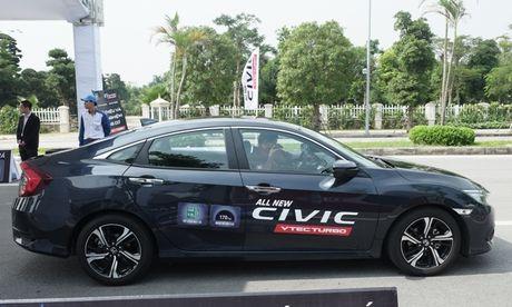 Kham pha VTEC Turbo – vu khi moi cua Honda Civic - Anh 3