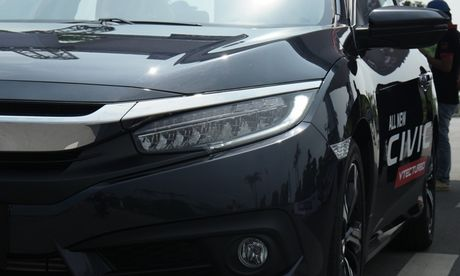 Kham pha VTEC Turbo – vu khi moi cua Honda Civic - Anh 5