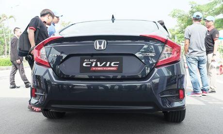 Kham pha VTEC Turbo – vu khi moi cua Honda Civic - Anh 6