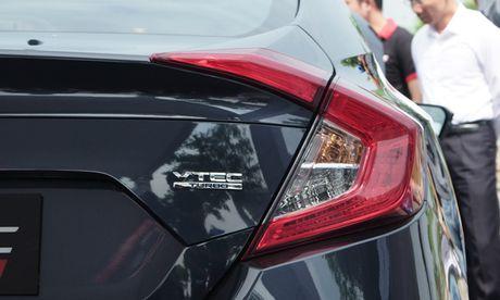 Kham pha VTEC Turbo – vu khi moi cua Honda Civic - Anh 7