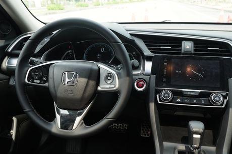 Kham pha VTEC Turbo – vu khi moi cua Honda Civic - Anh 8