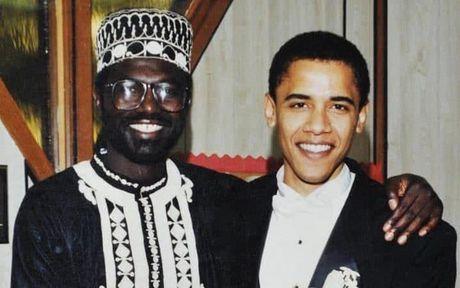 Donald Trump moi anh trai Obama den buoi tranh luan thu 3 - Anh 2