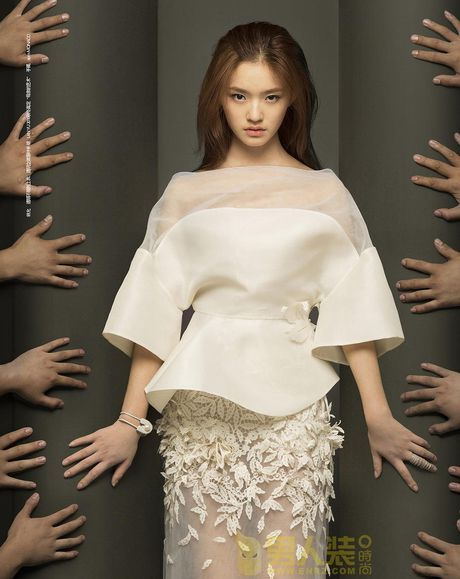 'My nhan ngu' cua Chau Tinh Tri khoe sac voc goi cam - Anh 5