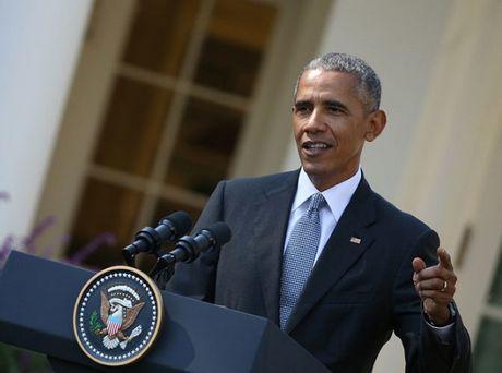 Tong thong Obama phat bieu kieu 'vua dam vua xoa' ve Nga - Anh 1