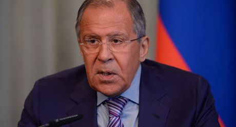 Ong Lavrov: Nga se tan cong neu quan IS rut lui tu Mosul sang Syria - Anh 1