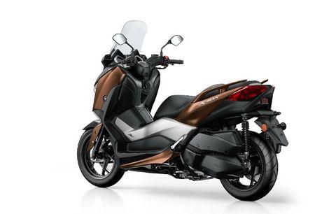 Yamaha ra mat Scooter X-MAX 300 - Anh 4