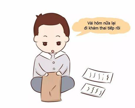 Nhung hanh dong chung to tinh yeu cua chong khi vo mang thai - Anh 3